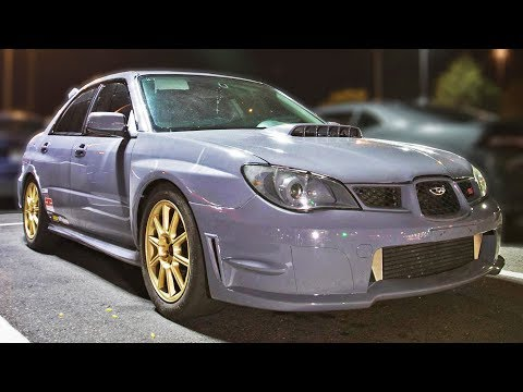 Denver STREETS - 800hp Subaru's & MORE!