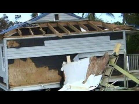 Damage revealed after Irma thrashed Key Largo, Florida