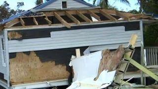 damage revealed after irma thrashed key largo florida