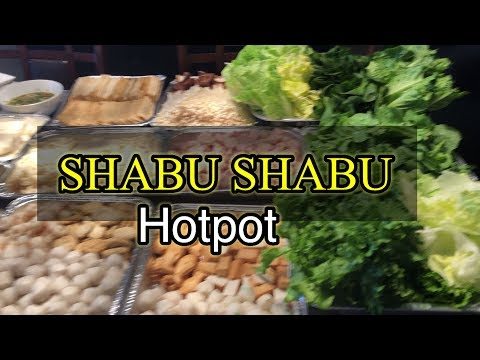How To Prepare SHABU SHABU SEAFOOD HOTPOT