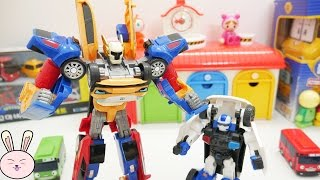 TOBOT Tritan 또봇 트라이탄 TRANSFORMERS KIA CARS Toys TAYO The Little Bus TOYS