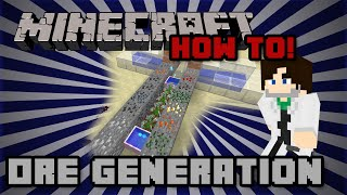 How To! Automatic Ore Generation with Botania