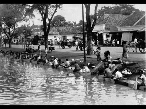 Sungai Jakarta Tempo Doeloe