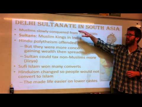 Osborne APWH Post-Classical South Asia