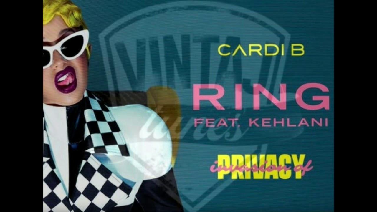 Cardi B Clean: RING (VINTAJ TUNES DJ REMIX) CLEAN