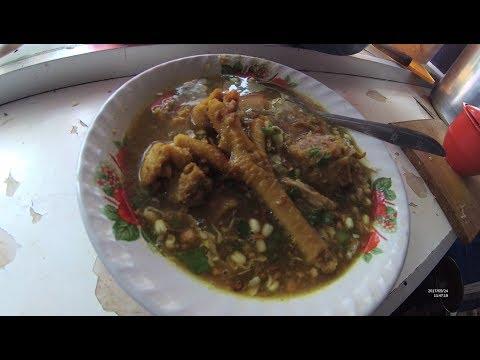 GJSF 1616 Part.1 Lamongan Soup Soto Ceker Kepala Pasar Perumnas Way Halim Bandar Lampung