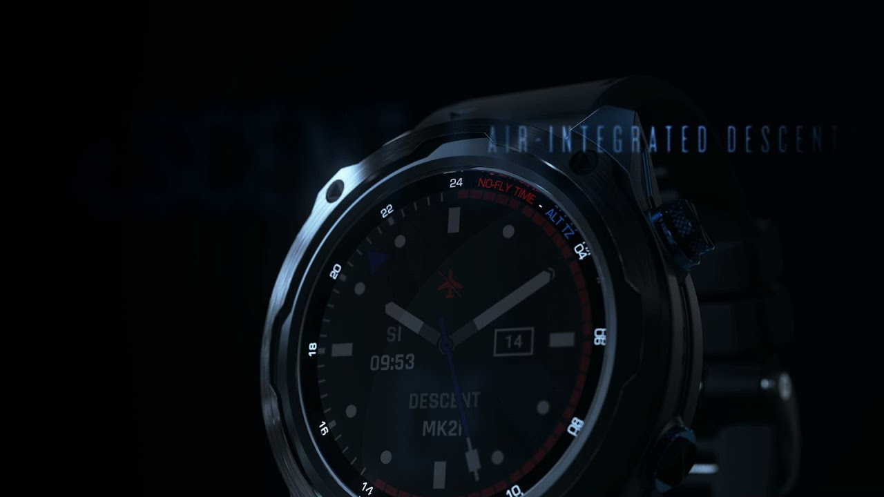 Descent MK2 Diving Watch // 010-02132-00 video thumbnail