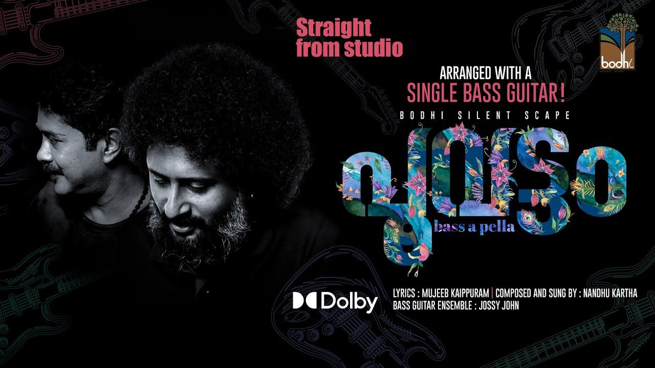 Straight From Studio - Poonkaatte Porille | Nandhu Kartha | Jossy John | Mujeeb Kaippuram