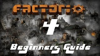 Factorio Beginners Guide 04 Awesome Science Build