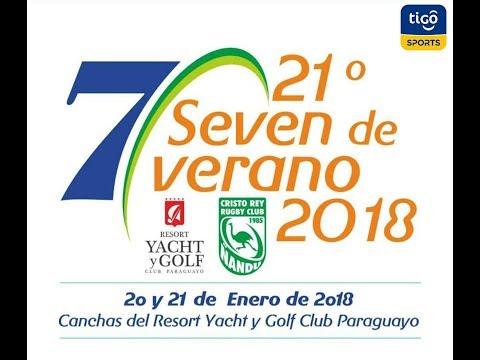 21a edición Seven Internacional de Verano