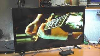 ОБЗОР С РАЗБОРКОЙ: Телевизор Pranen 40PR-HT3-DVB-T2-1080p (экран 40')