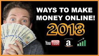 How to make money online 2018 (any age & no needed)
