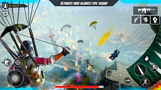 Solo vs Squad Rush Team Free Fire Battle 2021 - Android GamePlay #2