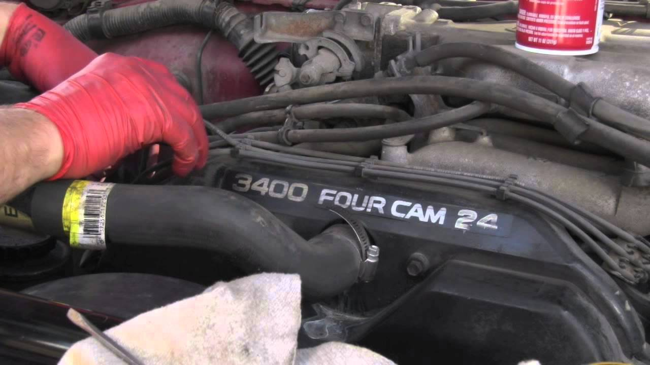 toyota t100 spark plugs cables replacement youtube 1998 toyota 4runner spark plug wire diagram [ 1280 x 720 Pixel ]