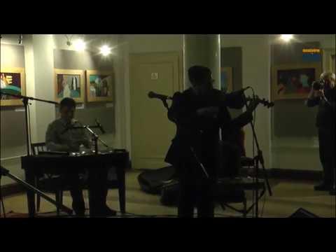 East Gipsy Band és Tim Ries Dunaújvárosban 2. (2017.01.20.)