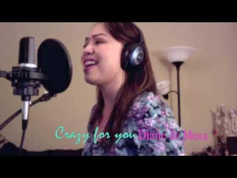 Crazy for you - Madonna (Cover) - Diane de Mesa