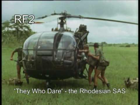 Rhodesian Forces - Volume 1 & 2