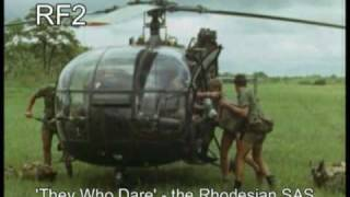 Rhodesian Forces - Volume 1 & 2