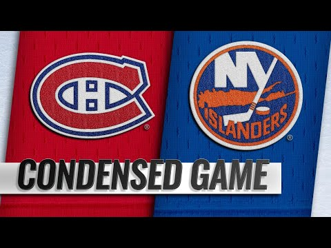 11/05/18 Condensed Game: Canadiens @ Islanders