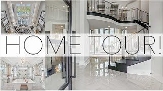 HOME TOUR | MUST SEE LUXURIOUS HOME