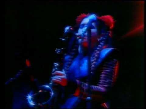 Lene Lovich (Vocals & Sax) - Joan (Live, Early 80's)(Louder)