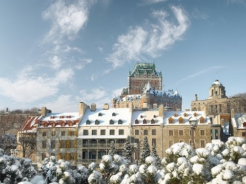 Québec City: Winter Wonderland