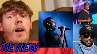 SUPER BOWL LIII Halftime Show REVIEW 2019 Maroon 5 Travis Scott Big Boi
