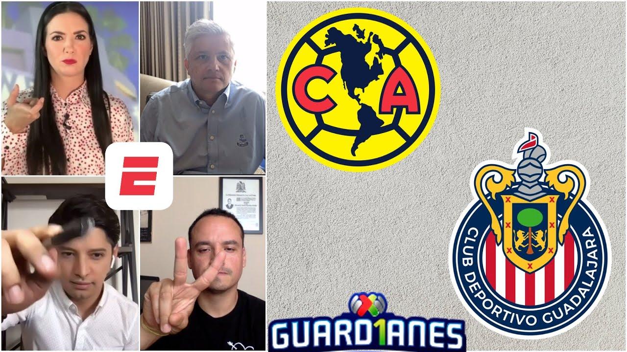 Download LIGA MX: Los movimientos de AMÉRICA y CHIVAS. ¿Quiénes se van y quiénes se quedan? | Exclusivos