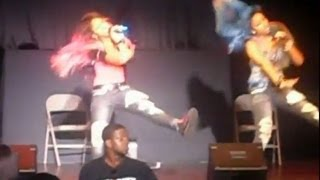 OMG Girlz - Life of a Jetsetter Tour - Raleigh, NC 5/04/12
