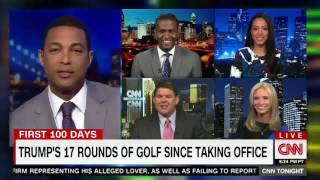 cnn s angela rye joins don lemon to discuss trump s golf game