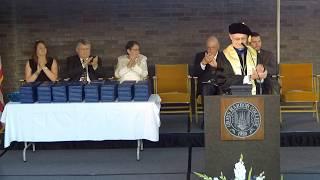 2017 Commencement Ceremony