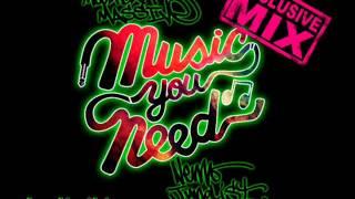 New Moombahton mix 2013 part 1!