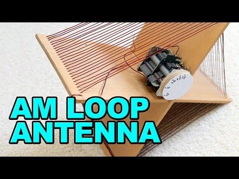 how to make home made fm radio antenna