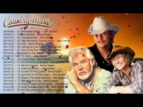 The Best Of Country Songs Of All Time - Top 100 Greatest Old