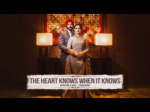 THE HEART KNOWS WHEN IT KNOWS - Harkiran & Arsh Trailer