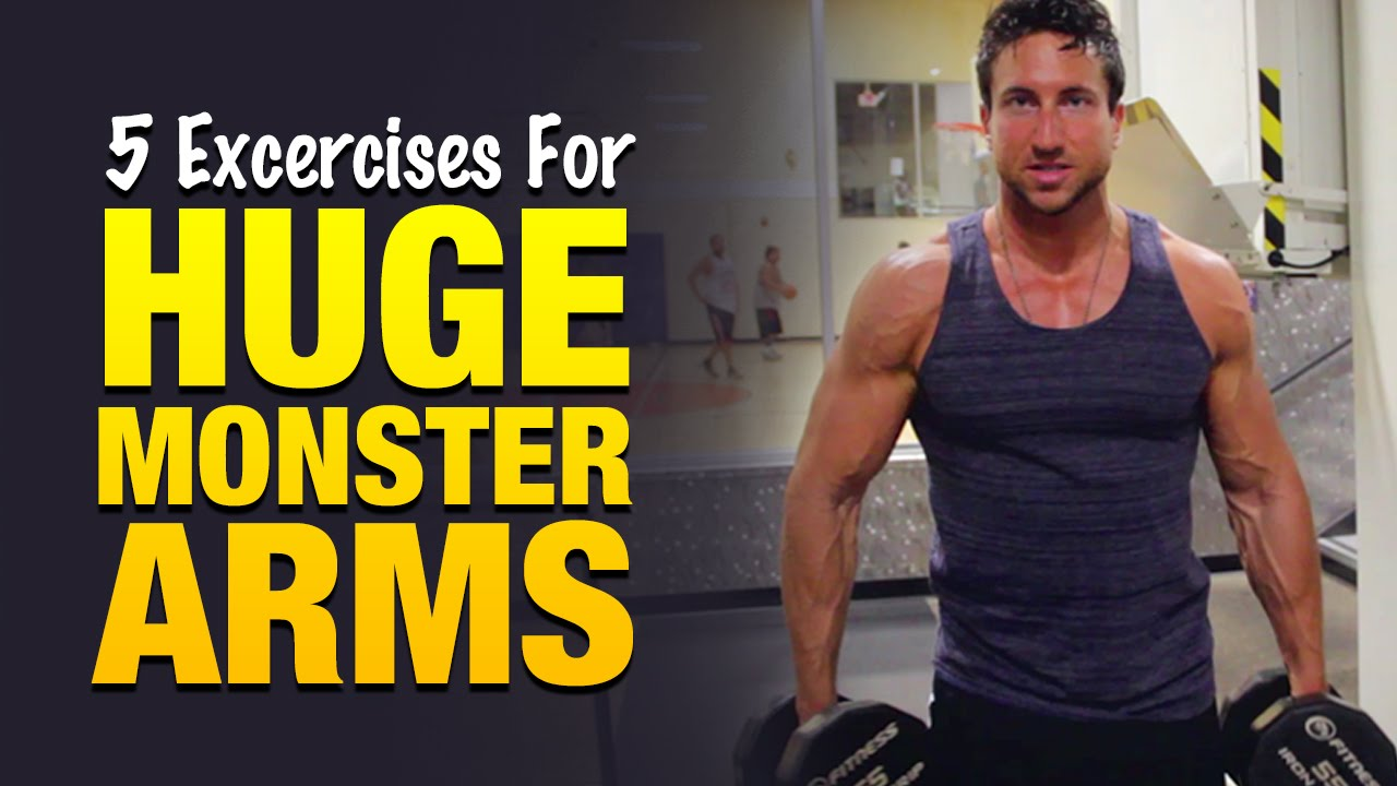 How To Build Arm Muscle Quickly