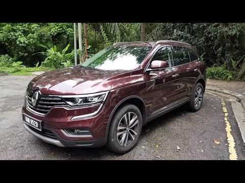 new renault koleos prices and versions french market renault group sa. Black Bedroom Furniture Sets. Home Design Ideas