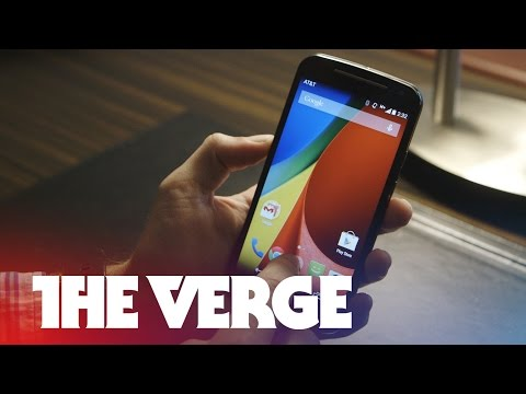 Moto G: Motorola's cheap smartphone gets even bigger and better (hands-on)