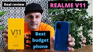 REALME V11 REAL REVIEW very powerful budget phone must watch