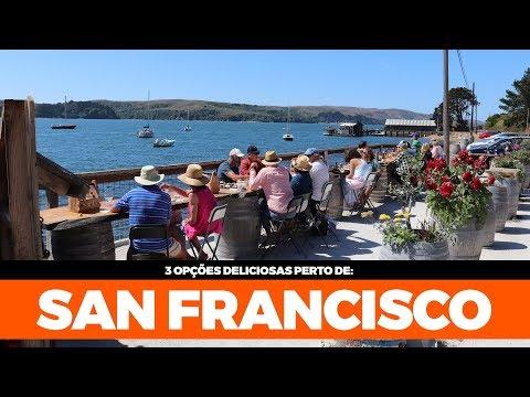 San Francisco, 3 escapadas deliciosas na California