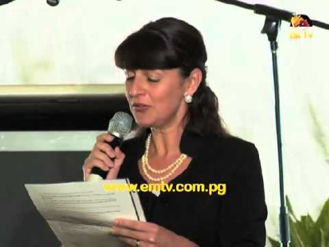 PNG Women's Chamber of Commerce and Industry Launched