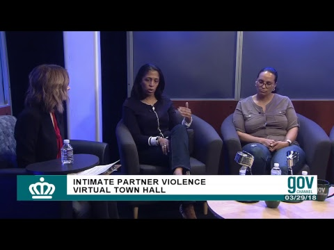 Intimate Partner Violence Virtual Town Hall