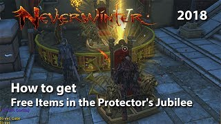 Neverwinter: how to get your Free Items in the Protector