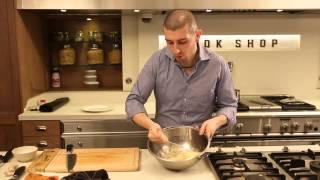 Mamma Mia!: Spaghetti Carbonara by Chef Matteo Meacci