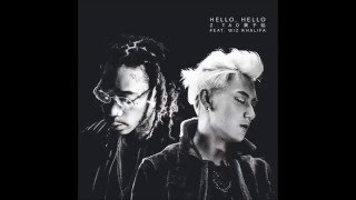 Hello Hello - Z.Tao ft. Wiz Khalifa (English Lyircs)