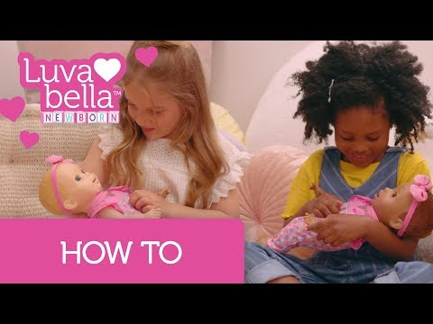 Luvabella | Luvabella Newborn – Unboxing and How To Care