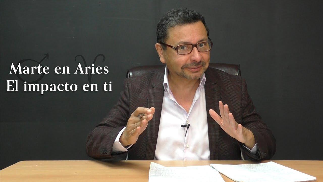 Marte en Aries - El impacto en ti