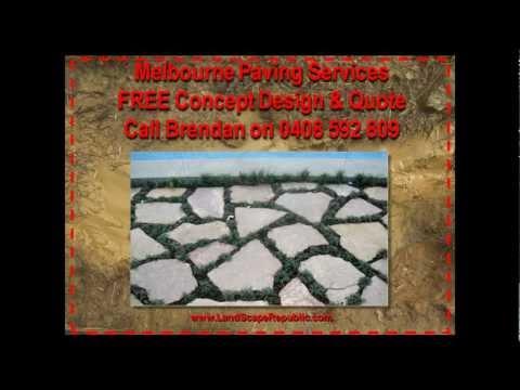 Outdoor Paving Melbourne | Call 0408 592 809 | Melbourne Outdoor Paving Services | Victoria 3000