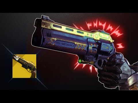 Frost uses The Last Word in PvP   Destiny 2 thumbnail