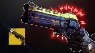 Frost uses The Last Word in PvP | Destiny 2
